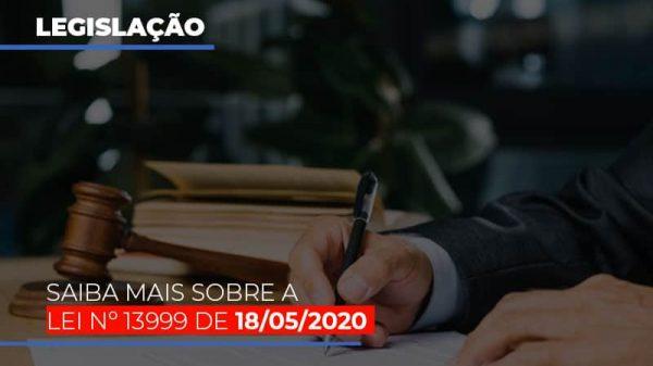 Lei N 13999 De 18 05 2020 (1) - Abrir Empresa Simples